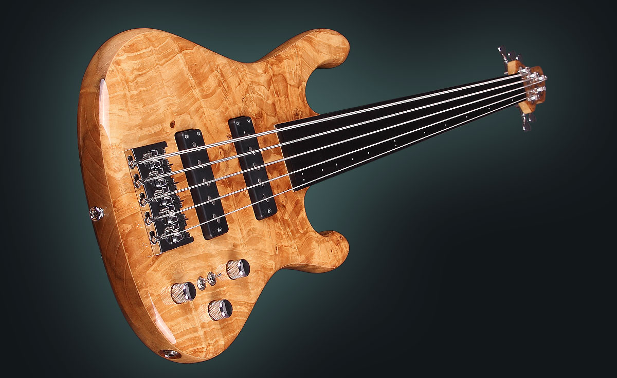 fretless bass handmade by the luthier kostadin dimitrov. Black Bedroom Furniture Sets. Home Design Ideas