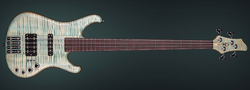 Enjoy this 4 str. bass guitar!